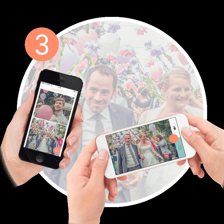 Wedbox photo app