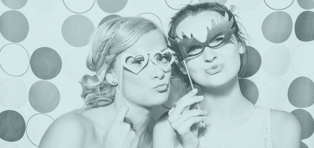 The best apps and ideas for your wedding photocall and photobooth