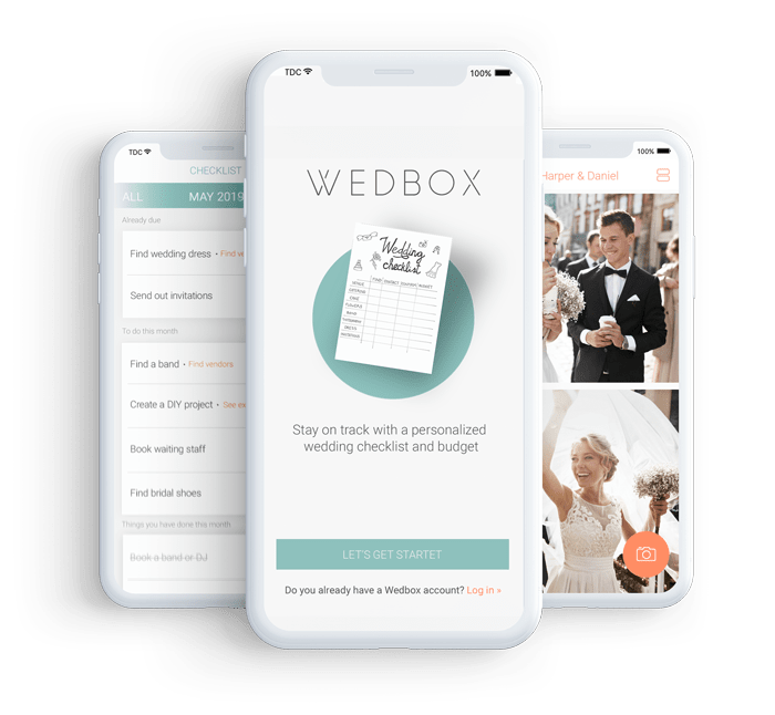 Wedding Planning App.Wedding Checklist Budget Guestlist And More Wedding Apps By Wedbox